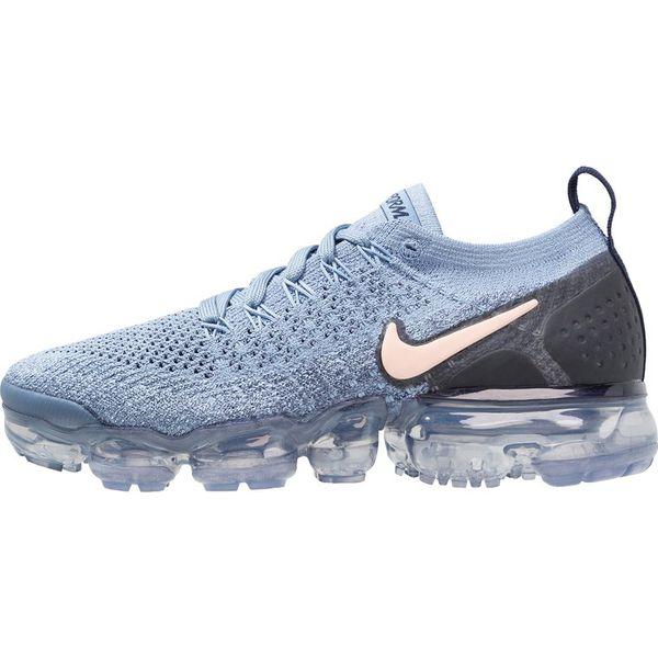 nowy koncept miło tanio tanie z rabatem Nike Performance AIR VAPORMAX FLYKNIT 2 Obuwie do biegania treningowe work  blue/crimson tint/diffused blue/blackened blue/obsidian