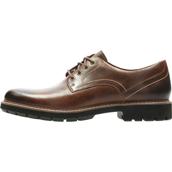 cfaf3a7a75dbea Clarks BATCOMBE HALL Sznurowane obuwie sportowe braun - Buty ...