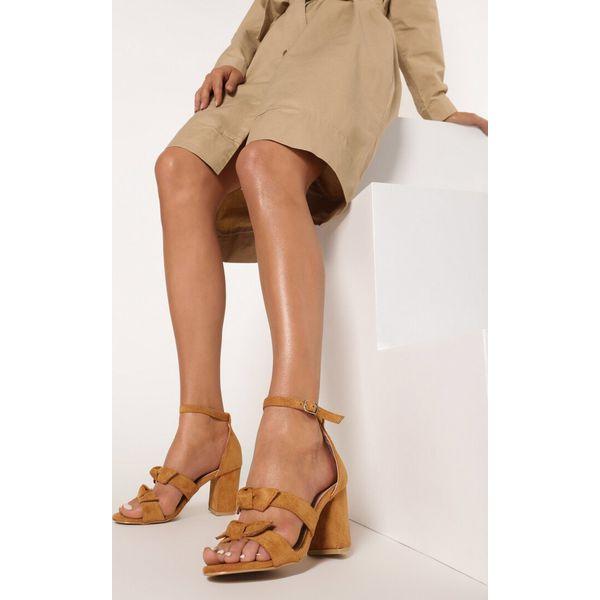sandały, boho, etno, bąbelki kolorowe, Kylie Crazy