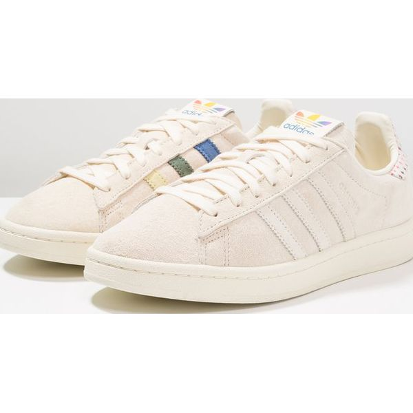a27ba6fdc033 adidas Originals CAMPUS PRIDE Tenisówki i Trampki cream white trace pink  trace scarlet
