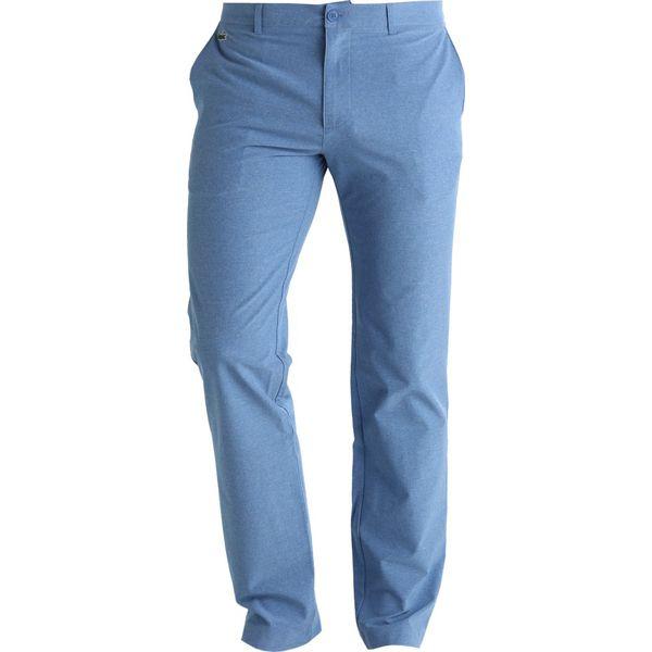 dda924e9a Lacoste Sport RYDER CUP Spodnie materiałowe blue - Spodnie ...