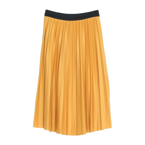 21f01a0b59 Żółta Spódnica Winsome - Żółte spódnice damskie marki Born2be ...