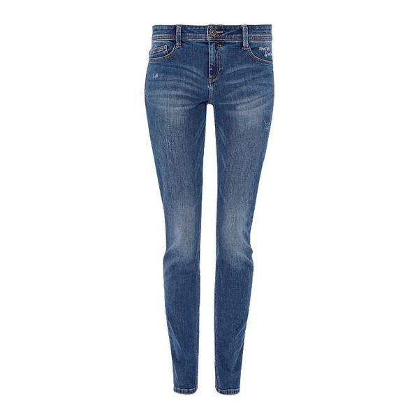 565456eacde S.Oliver Jeansy Damskie 42 30 Niebieski - Niebieskie jeansy damskie ...