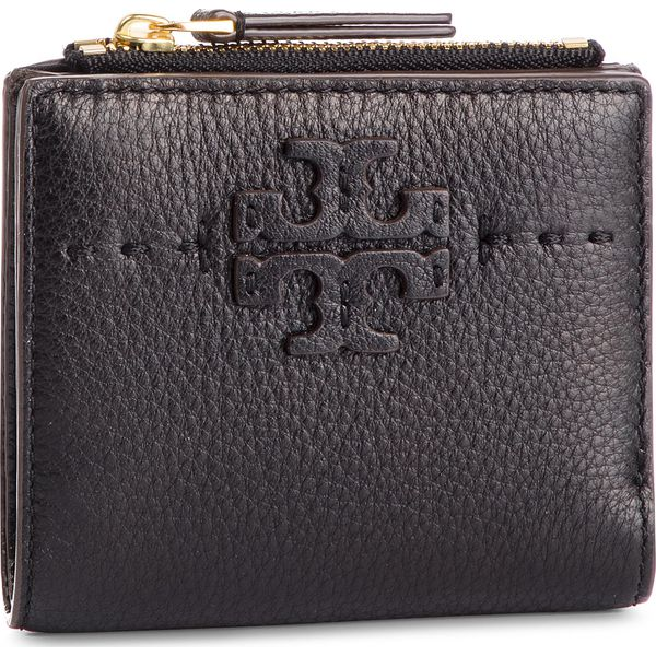 3bde0aa46bfad Mały Portfel Damski TORY BURCH - Mcgraw Mini Foldable Wallet 45246 ...