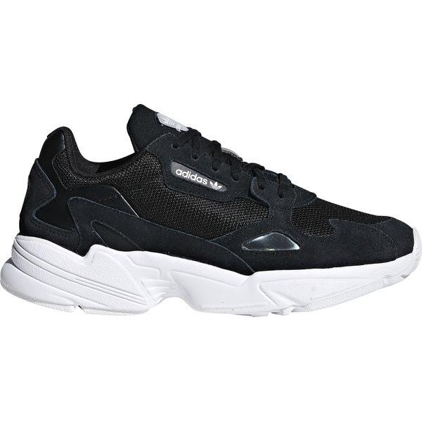 adidas Originals Damskie Falcon Buty Sportowe Czarny