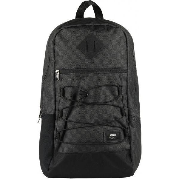 bcae5395477d6 Vans Plecak Męski Mn Snag Backpack Black/Charco Os - Czarne plecaki męskie  marki Vans, sportowe. W wyprzedaży za 109.00 zł.