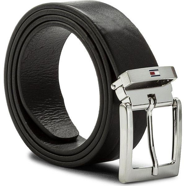 91ca49a1e0bb7 Pasek Męski TOMMY HILFIGER - Adjustable Belt 3.5 AM0AM03302 85 002 ...
