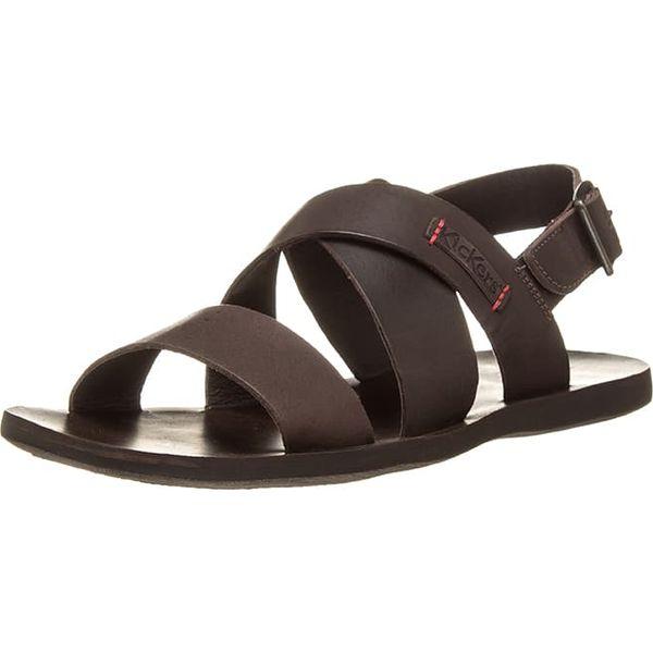 67e8d29250d7 Skórzane sandały
