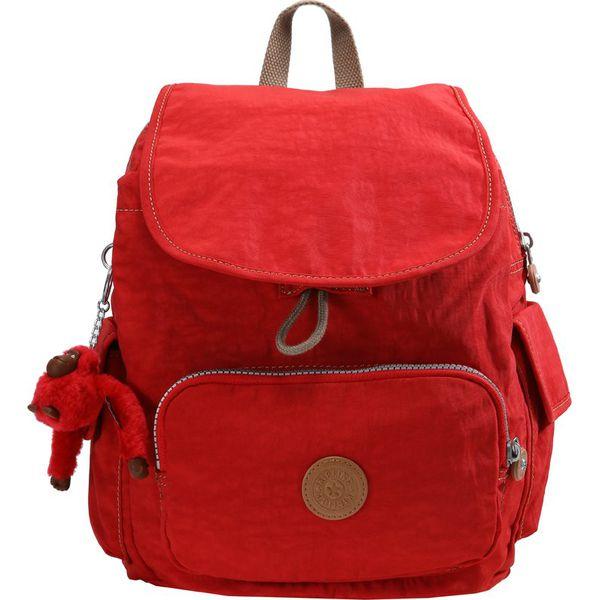 086ba3664ff89 Kipling CITY PACK S Plecak true red - Czerwone plecaki damskie marki Kipling.  Za 359.00 zł. - Plecaki damskie - Torby i plecaki damskie - Akcesoria  damskie ...
