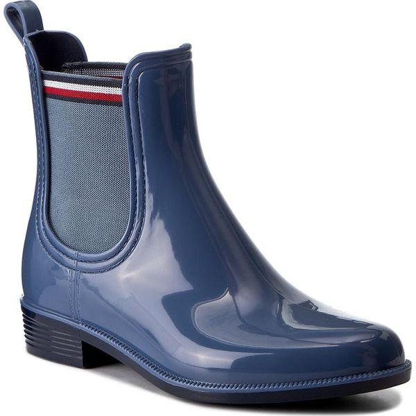 2e59914bac16e Kalosze TOMMY HILFIGER - Odette 11R FW0FW01526 Jeans 013 ...