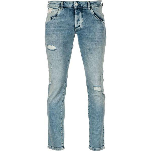 Pepe Jeans jeansy męskie Stanley 3832 jasnoniebieskie