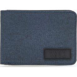 9202db35996a7 Portfel - Granatowy. Niebieskie portfele męskie marki Reserved. Za 39.99 zł.
