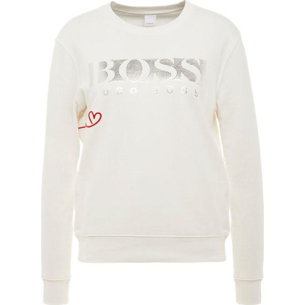 c3cb611497c279 BOSS CASUAL TACASUAL Bluza open white - Bluzy damskie BOSS CASUAL ...