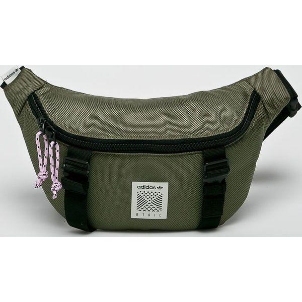 457180e624ff0 adidas Originals - Saszetka - Szare torby na ramię męskie marki adidas  Originals
