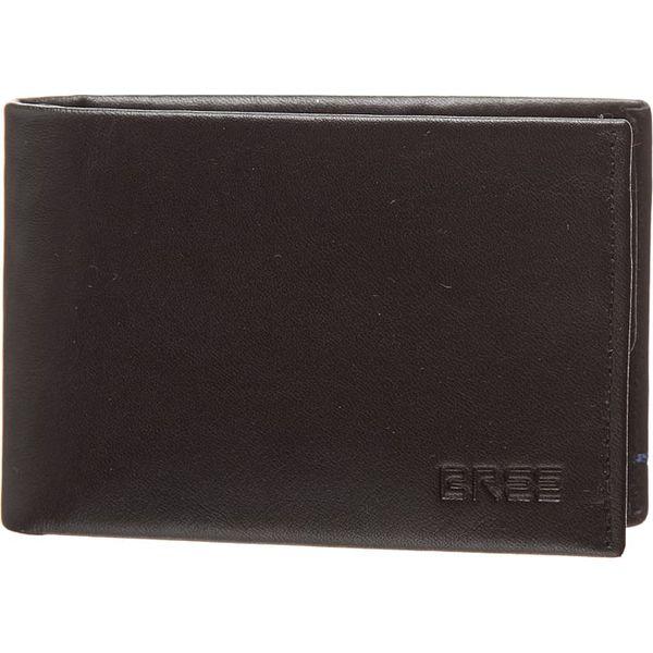 """b606b74b7cd32 Skórzany portfel """"Pocket 138"""" w kolorze czarnym – 10 ..."""