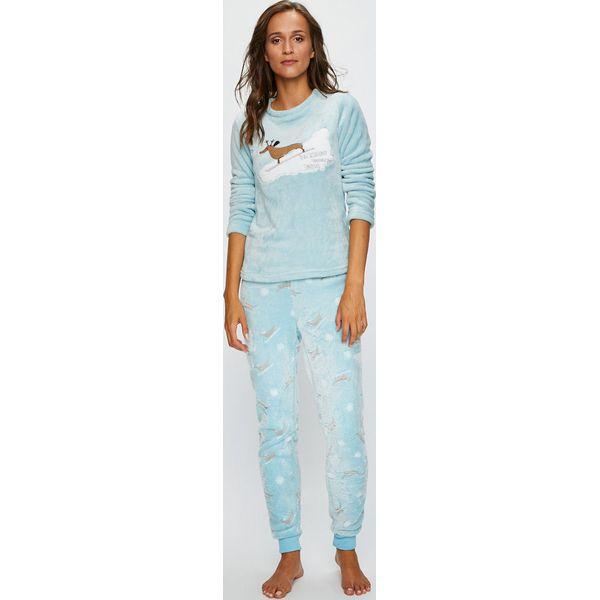 996905697296d2 Answear - Piżama - Szare piżamy damskie marki ANSWEAR, z nadrukiem ...