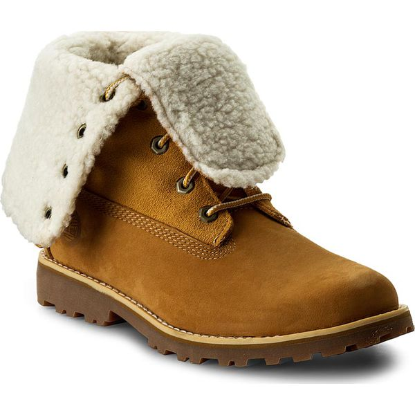 Trapery TIMBERLAND 6 In Wp Shearling Bo A156NTB0A156N2311 Wheat