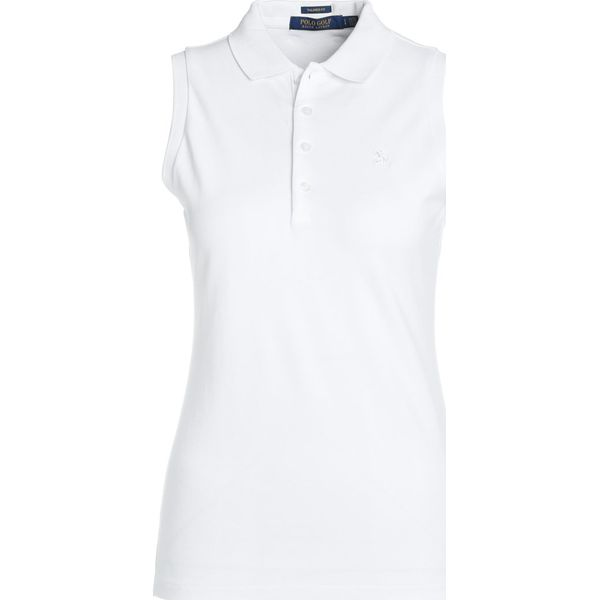 c8accee48728db Polo Ralph Lauren Golf REFINED STRETCH Koszulka polo pure white ...