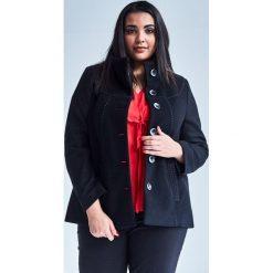 Płaszcze damskie ze sklepu Moda Size Plus Kolekcja jesień