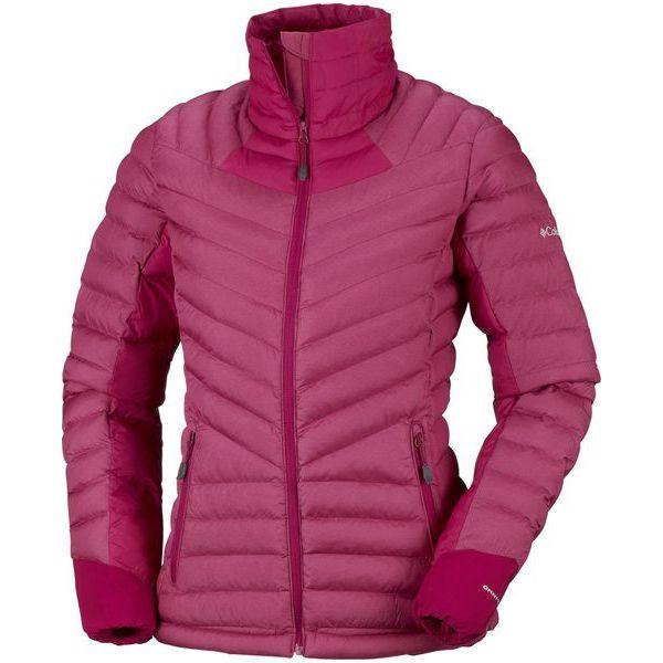 złapać najlepsza strona internetowa najnowszy COLUMBIA kurtka damska Windgates Jacket Pomegranate Heather L