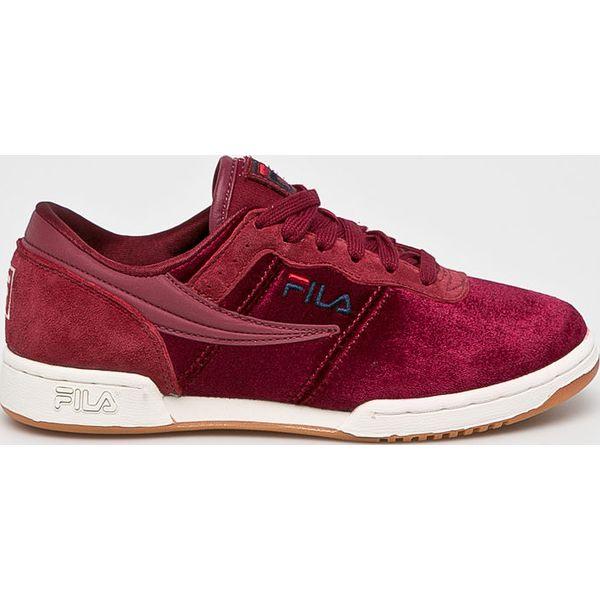 Fila Buty Fitness Hiker Sneakersy damskie czerwone w