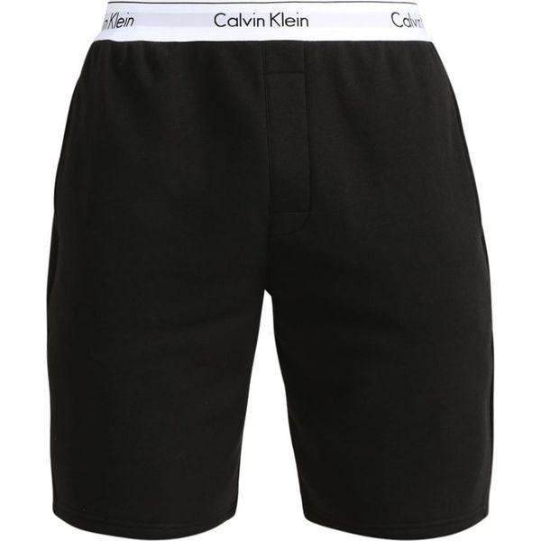 a3686232c3a58 Calvin Klein Underwear Spodnie od piżamy black - Piżamy damskie ...