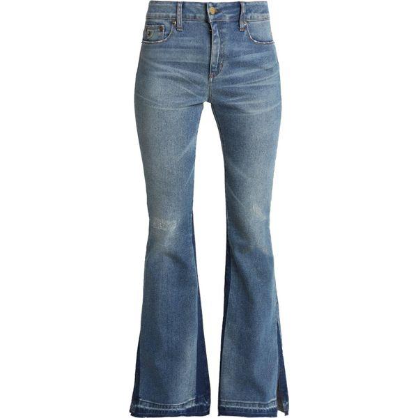 1cef7856 LOIS Jeans RAVAL CONRAD OPEN Jeansy Dzwony stone occlusion