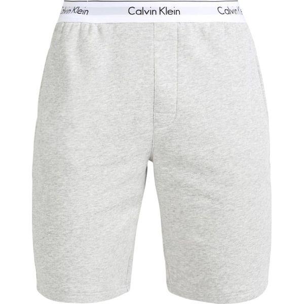 b9a236b1a3447 Calvin Klein Underwear Spodnie od piżamy grey - Piżamy damskie marki ...