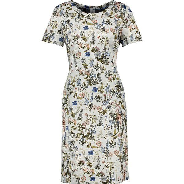 3eba62060c Sukienka w kolorze białym - Sukienki damskie marki Taifun. W ...