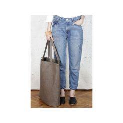 7d2c4e24dac19 Shopper bag brązowa - Shopperki damskie - Kolekcja wiosna 2019 ...