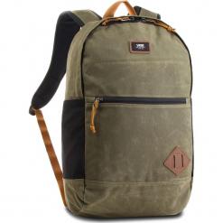 e05270ca4f998 Plecak VANS - Van Doren III B VN0A2WNUWUU Grape Leaf/Rubber. Zielone plecaki  damskie