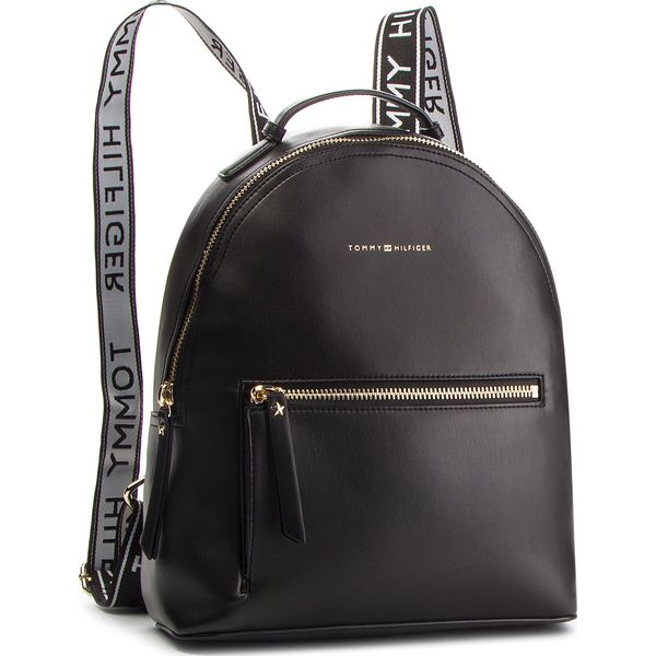 14fd20ff4e311 Plecak TOMMY HILFIGER - Iconic Tommy Backpac AW0AW05670 Black 002 ...