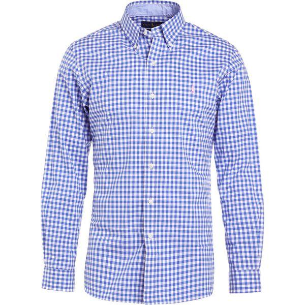 7d12b14874e3 Polo Ralph Lauren POPLIN CUSTOM FIT Koszula candor blue - Niebieskie ...