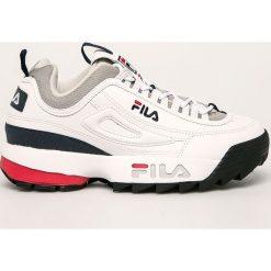 Wyprzedaż buty sportowe męskie Fila, na sznurówki
