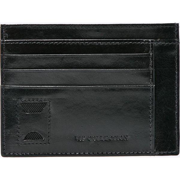 5d97d49cc6775 VIP COLLECTION - Portfel skórzany London - Brązowe portfele męskie ...