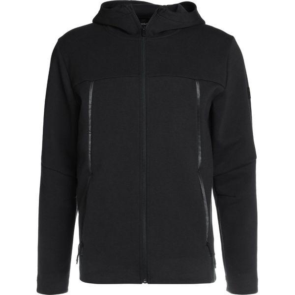 8915d8e89 Under Armour SPORTSTYLE ELITE UTILITY Bluza rozpinana black - Czarne bluzy  sportowe męskie Under Armour, l, z bawełny. W wyprzedaży za 377.10 zł.