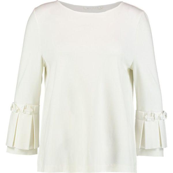 8659a7de33 Betty   Co Bluzka z długim rękawem snow white - Białe bluzki damskie marki  Betty   Co