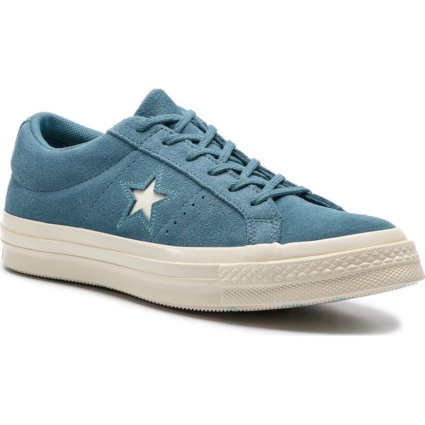 Tenisówki CONVERSE One Star Ox 163190C Celestial TealCelestial Teal