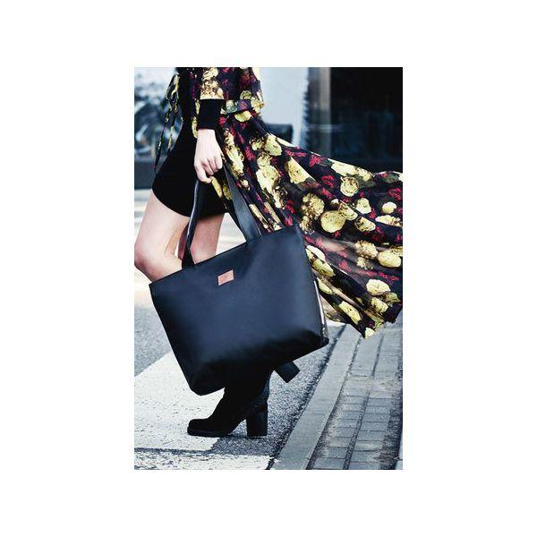 f53f11754fcab Torba Mili City Bag MCB 2 - czarna - Shopperki damskie marki Militu. Za  209.00 zł. - Shopperki damskie - Torebki damskie - Akcesoria damskie -  Akcesoria ...