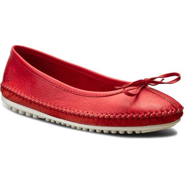 efc0cb970468e Półbuty LASOCKI - F361 Czerwony - Czerwone półbuty damskie Lasocki ...