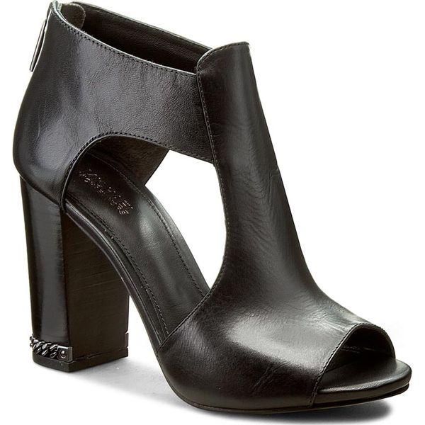 8381b645b0e99 Sandały MICHAEL KORS - Sabrina 40R7SBHS1L Black - Czarne sandały ...