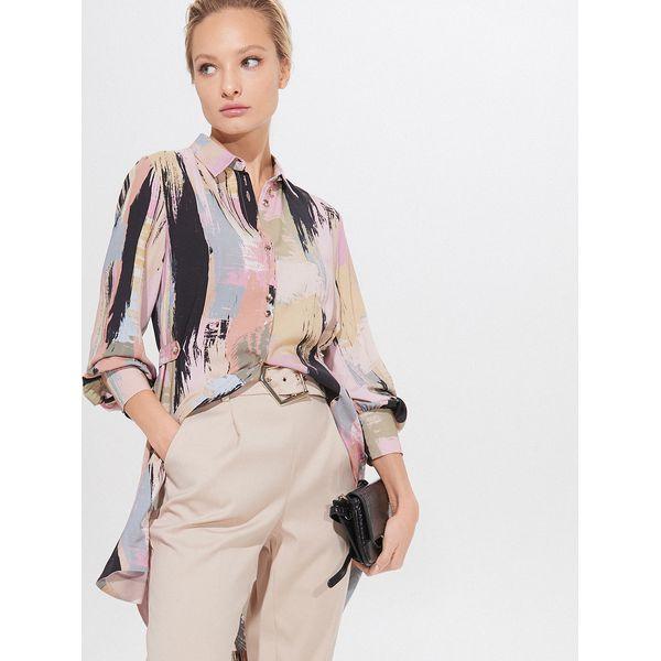 Koszule damskie ze sklepu Mohito, bez rękawów Kolekcja  deIV5
