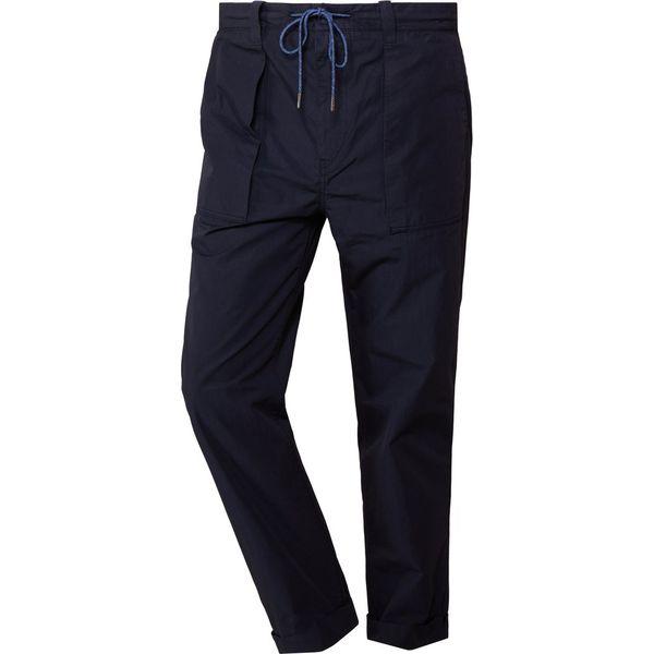 87ca87494aa9f BOSS CASUAL SELIAN Spodnie materiałowe dark blue - Spodnie materiałowe  męskie marki BOSS CASUAL. Za 579.00 zł. - Spodnie materiałowe męskie - Spodnie  męskie ...