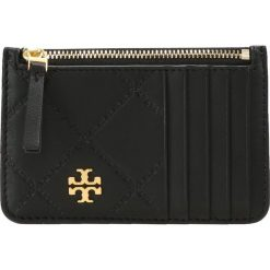 a1ea744a50cb9 Tory Burch GEORGIA TOP ZIP CARD CASE Portfel black. Portfele damskie marki  Tory Burch.