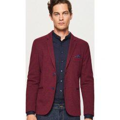 ea56e1f4ecc80 Fioletowa odzież męska ze sklepu Reserved - Kolekcja wiosna 2019 ...