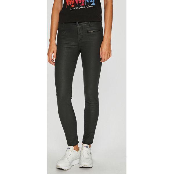 3f6c3cf42e616 Guess Jeans - Spodnie Shanon - Spodnie materiałowe damskie marki ...