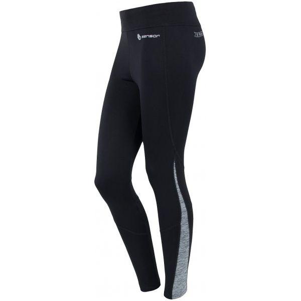 8a66f5e47aedb7 Sensor Legginsy Sportowe Motion W Black/Gray Xl - Legginsy damskie marki  Sensor. Za 245.00 zł. - Legginsy damskie - Spodnie damskie - Odzież damska  - Odzież ...