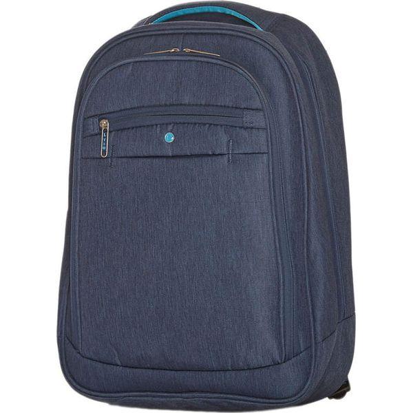 e0bb96964678f Plecak w kolorze granatowym - 32 x 47 x 16 cm - Niebieskie plecaki męskie  marki Lys Paris