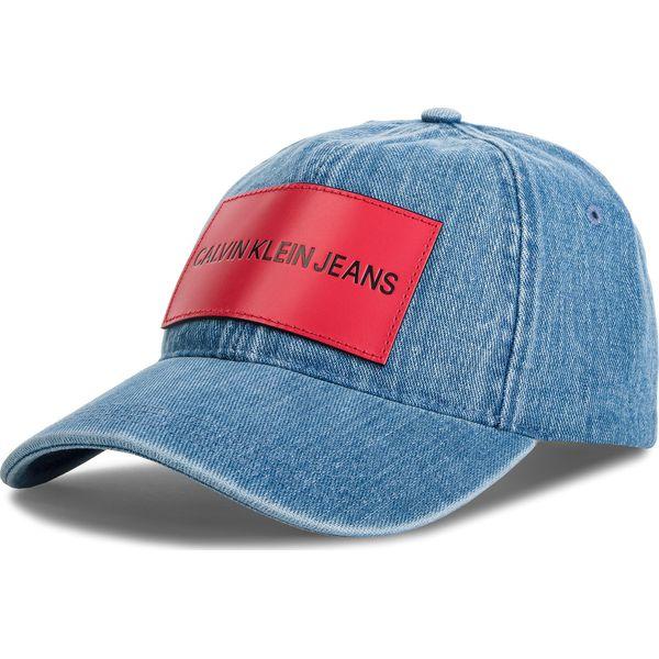 Czapka damska CALVIN KLEIN JEANS - J Calvin Klein Jeans Cap W ... b0430dac9be9