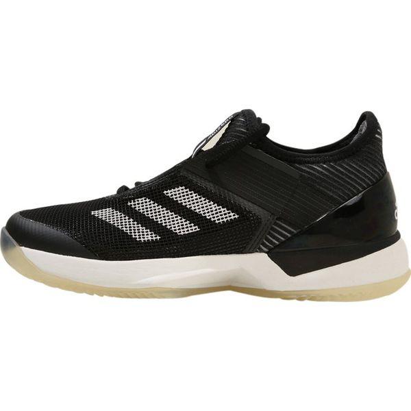 adidas Performance ADIZERO UBERSONIC 3 W CLAY Obuwie do tenisa Outdoor blackwhite